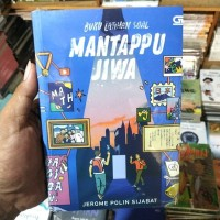 NOVEL BUKU LATIHAN SOAL MANTAPPU JIWA