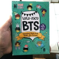 NOVEL LUCU - LUCU BTS