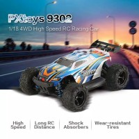 Pxtoys 9302 mobil balap Rc propo Rc off road