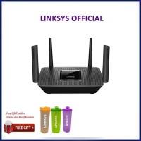 Linksys MR8300 Mesh WiFi Router AC2200 MU-MIMO MR-8300 MR 8300 AC 2200 - Hitam
