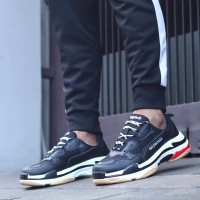 Sepatu Balenciaga Triple S Pria All Varian / Sepatu Casual