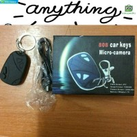 Spy Cam Car Key | Mini Cam | CCTV Gantungan Kunci Mobil