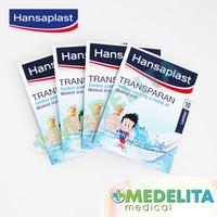 Hansaplast Tranparant / Plester Transparan / Plester Luka - HANSAPLAST