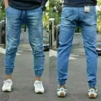Celana Jeans Jogger WASH Pria Quality Terlatih