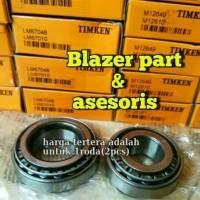 bearing roda depan opel blazer harga set untuk 1 roda