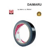 Cloth Tape Lakban Kain 24mm 1 Inch 12 Meter - Daimaru