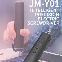Jakemy 20 in 1 Obeng Elektrik Portable Intelligent Precision Screwdriv