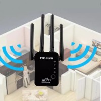 3 in 1 Wifi router/extender/AP 2.4G wall killer 4 antena up 450 mbps
