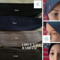 Promo Rabbani Ciput Topi Tali inner hijab Wanita Putri Scarf Original