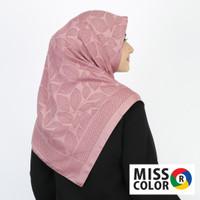 Jilbab Turki Miss Color hijab jaquard premium katun import 110x110-06