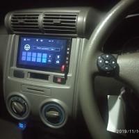 remote stir kemudi head unit tape mobil double din android