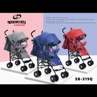 Stroller Space Baby Pacific SB-319Q