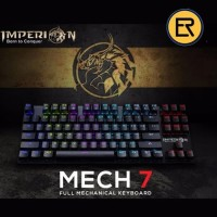 Gaming Keyboard Imperion Mech 7 Mechanical