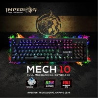 Keyboard Gaming Imperion Mech 10