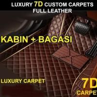 Karpet Luxury Full Bagasi SERENA C26 2016-2019 - Promo Bonus