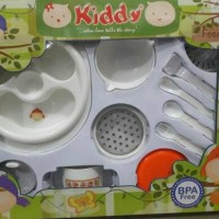 feeding set kiddy