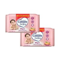 Cussons Wipes Pink 2pack