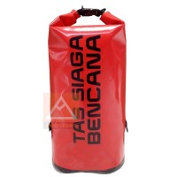 Dry Bag Custom Logo Siaga Bencana 20 Liter
