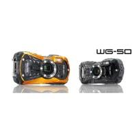 Ricoh WG-50 Digital Camera Waterproof