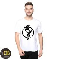 Kaos Baju Distro Pria Wanita T-Shirt Premium Round Neck 76A