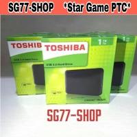Hardisk HD Eksternal Toshiba 1TB Original