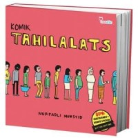 Termurah Buku Komik Tahilalats - Nurfadli Mursyid