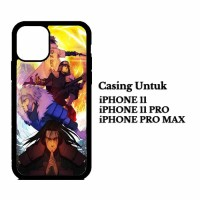 Casing hp IPHONE 11 PRO, MAX naruto 12 Custom Hard Case Cover