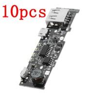 Spc Deko 10pcs DIY Power Bank Motherboard Circuit Board Lithium