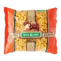 san remo elbow 500gr makaroni elbow pasta