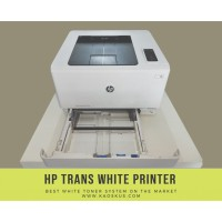 Hp Transwhite Printer Based M154 - 2 Toner Putih