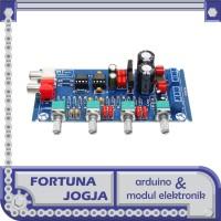 Stereo HiFi Tone Control NE5532 OP-AMP DIY Kits