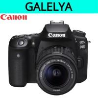 Canon EOS 90D kit 18-55 mm IS STM - Kamera DSLR