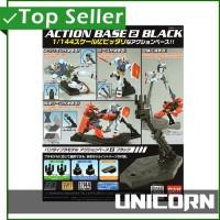 STAND ACTION BASE 2 BLACK FOR HG / RG / SD GUNDAM BANDAI