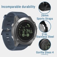 Smartwatch Zeblaze Vibe 3 Hybrid Mechanical Waterproof Heart Rate Alt