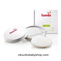 Bambi Baby Powder Compact / BEDAK BAYI / PERAWATAN TUBUH BAYI