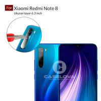 Pelindung Kamera Xiaomi Redmi Note 8 (6.3 inch) Tempered Glass Camera - Bening
