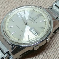 Seiko Sportsmatic Deluxe diashock 25jewels istimewa jam tangan antik