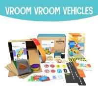 Vroom Vroom Vehicles   GummyBox