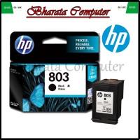Tinta Printer HP 803 Black Original