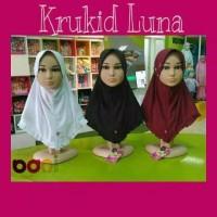 Rabbani Jilbab Anak Luna, 4-5 thn coklat Jilbab Anak