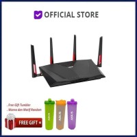 Asus RT-AC88U Wireless Gigabit AC3100 Mbps Dual Band Router