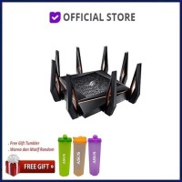 ASUS ROG Rapture GT-AX11000 Tri-Band Gaming WiFi 6 Router GT AX11000