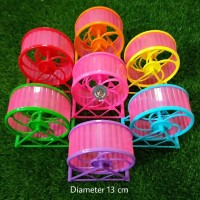 Kincir Roda / Jogging Wheel Hamster Diameter 13cm