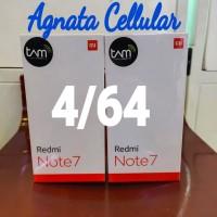 XIOMI NOTE 7 RAM 4/64 GARANSI RESMI TAM