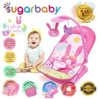 1st Class infant Seat Sugar Baby - Lulu & Cathy (Pink)