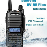 Baofeng UV 9R HT Dual Band Waterproof walkie talkie bao feng UV9R IP67
