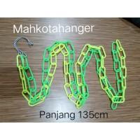 Rantai Gantungan Baju Plastik / Rantai gantungan hanger plastik(135cm)