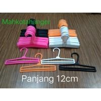Hanger Mini Kerudung / Hanger Pashmina / Hanger Mini Jilbab (12pcs)