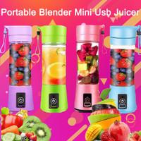 blender Juice cup mini portable Alat pembuat jus USB blender juicer
