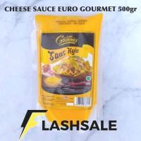 cheese sauce saus keju euro gourmet cimory 500gram